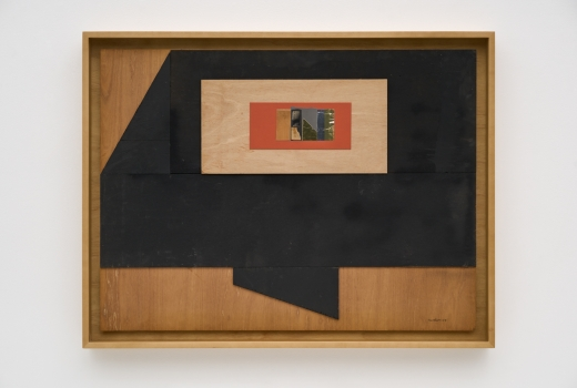 Louise Nevelson: 'Collages 1957 - 1982'