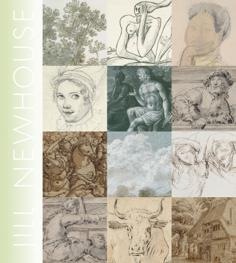 Catalogue Cover: Drawings from the Collection of Curtis O. Baer, January 2010