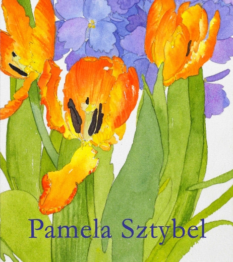 Catalogue Cover: Pamela Sztybel: Out of the Garden, December 2016