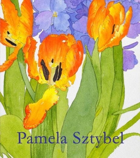 Catalogue Cover: Pamela Sztybel: Out of the Garden, December 2016