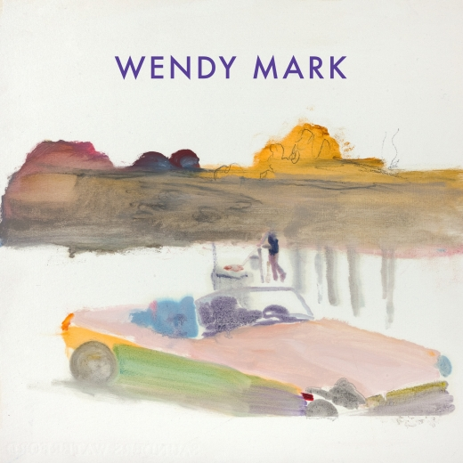 Catalogue Cover: DRIVE  Wendy Mark: New Work, October 2011