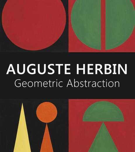 Catalogue Cover: Auguste Herbin: Geometric Abstraction, October 2016