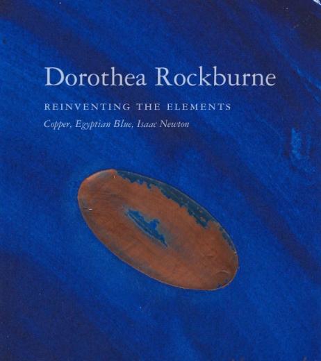 Catalogue Cover: Dorothea Rockburne: Reinventing the Elements, September 2013