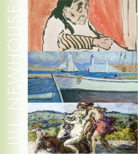 Catalogue Cover: Bonnard, Roussel, Vuillard, May 2010