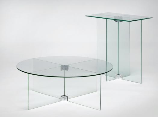 Jacques Dumond - Low table & Console