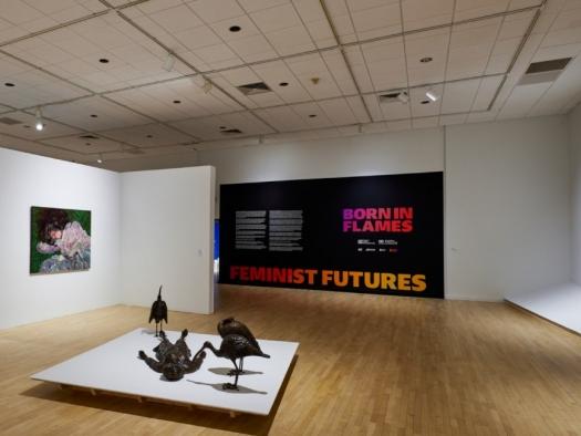 Firelei Báez at the Bronx Museum of the Arts