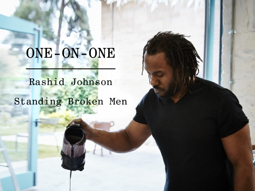 One-on-One: Rashid Johnson