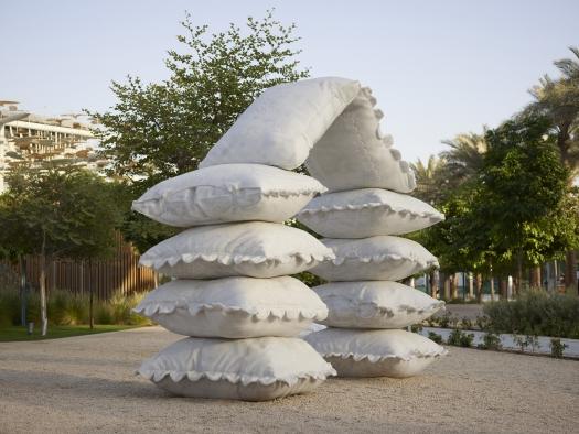 Afra Al Dhaheri: Pillow Fort Playground (نلعب بيت؟)