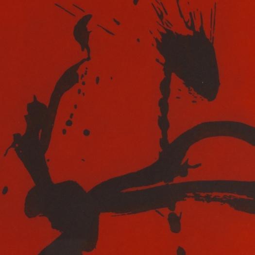 Robert Motherwell | In Red