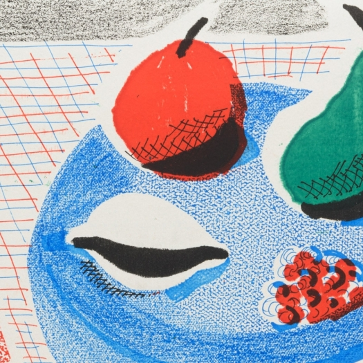 David Hockney l Homemade Prints