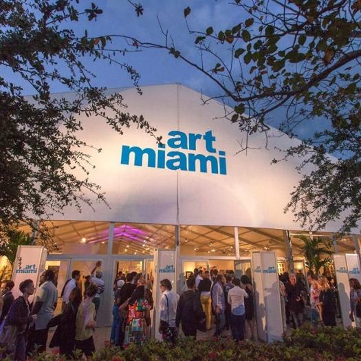 邁阿密ART MIAMI藝術博覽會