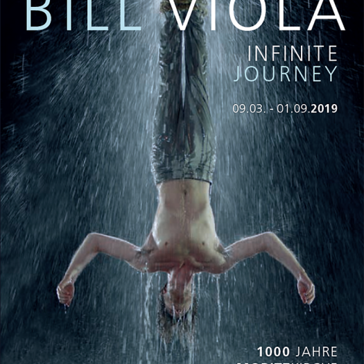 Bill Viola at Moritzkirche