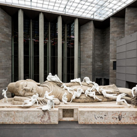 Xu Zhen, Produced by MadeIn Company in the NGV Triennial