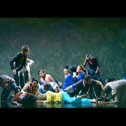 Bill Viola at Crocker Art Museum