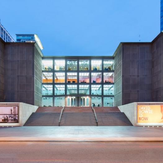 Federico Herrero at the Museum of Contemporary Art Chicago