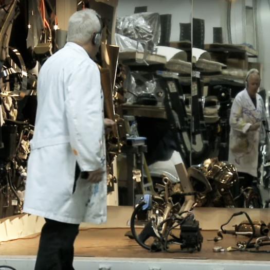Lexus Parts Arts Project