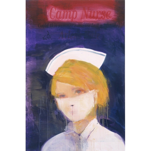 Richard Prince: Nurse Paintings