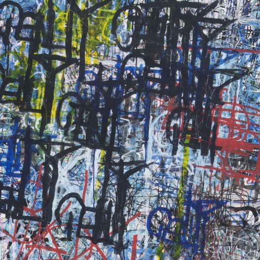 Figure Out: Abstraction in Self-Taught Art