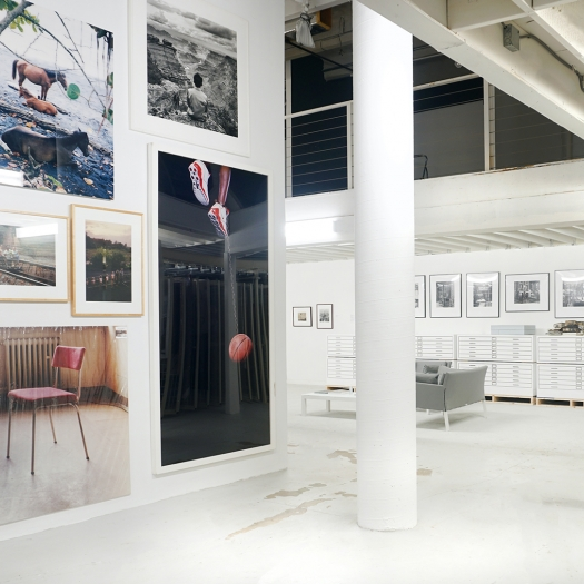 PHOTOGRAPHY STUDY CENTER at The Margulies Collection at the Warehouse