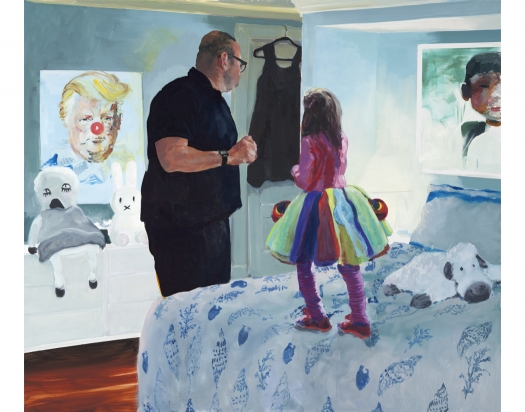 Eric Fischl: Presence of an Absence