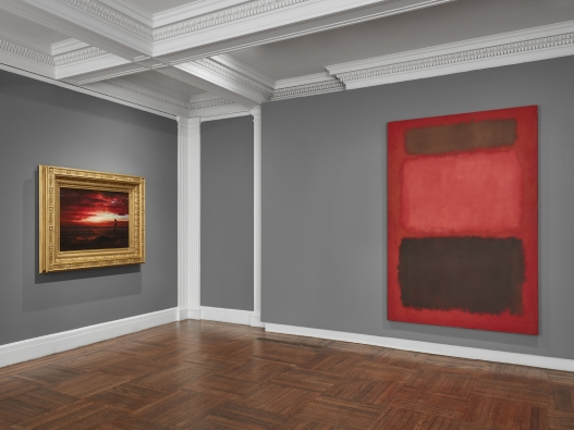 Church & Rothko: Sublime