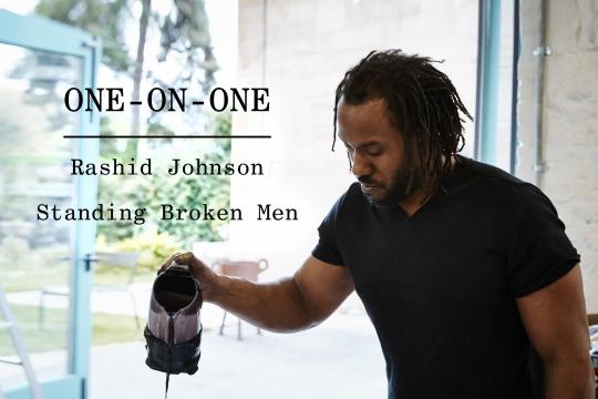 One-on-One: Rashid Johnson