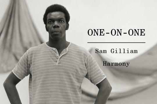 One-on-One: Sam Gilliam