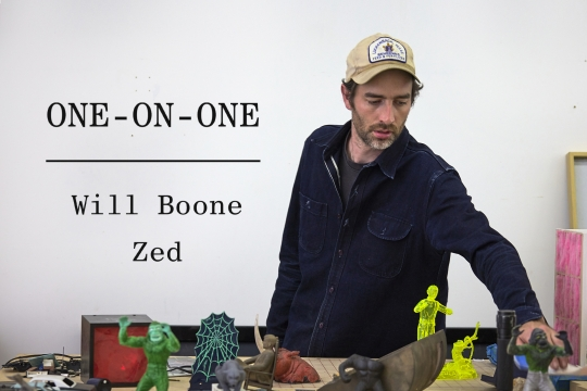 One-on-One: Will Boone