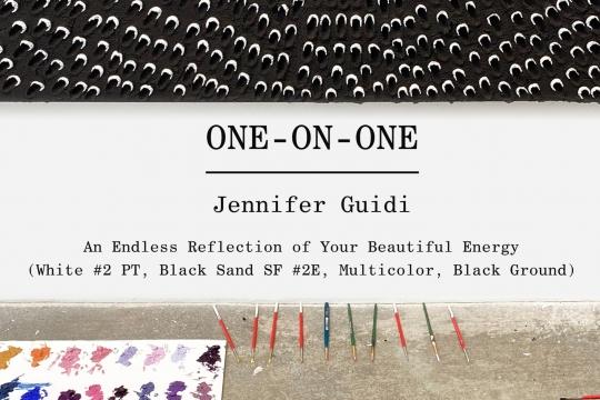 One-on-One: Jennifer Guidi