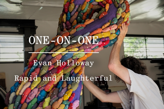 One-on-One: Evan Holloway