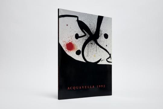 Acquavella 92 Catalogue Cover