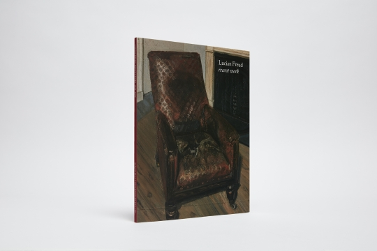 Lucian Freud: Recent Work Cover