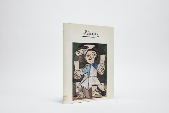 Picasso Catalogue Cover