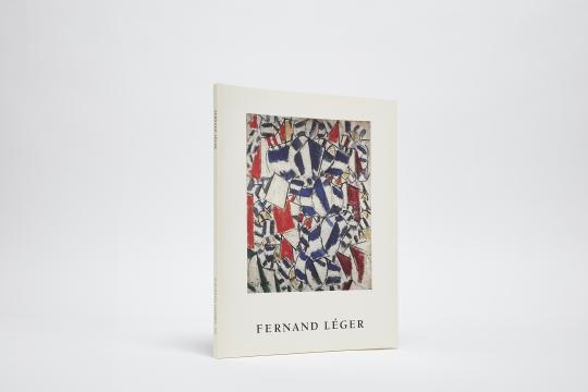 Fernand Léger Catalogue Cover