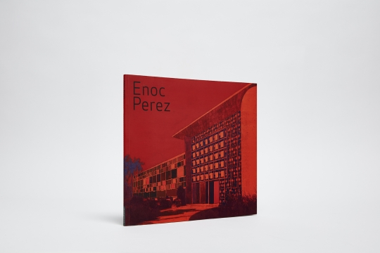 Enoc Perez Catalogue Cover
