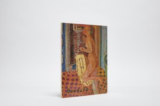 Pierre Bonnard Catalogue Cover