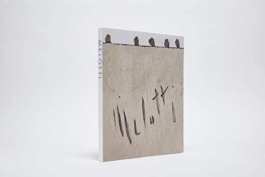 Fausto Melotti Catalogue Cover