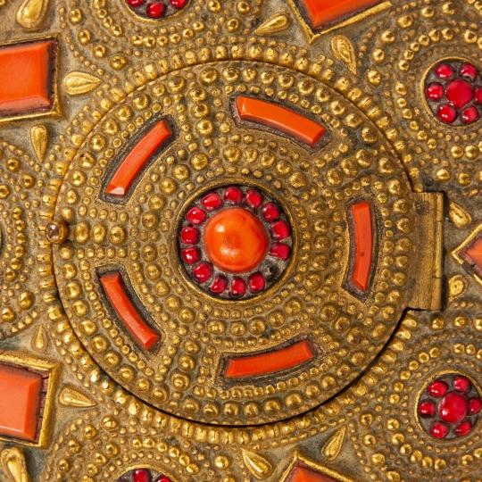 Byzantine Pattern Inkwell