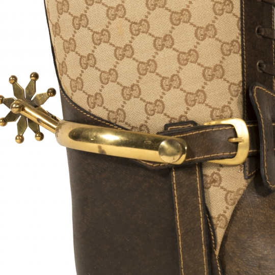 Gucci Equestrian Boot Umbrella Holder