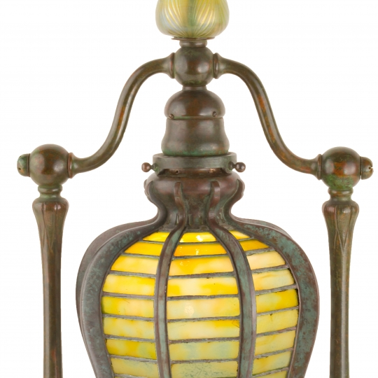 Moorish Bell Desk Lamp