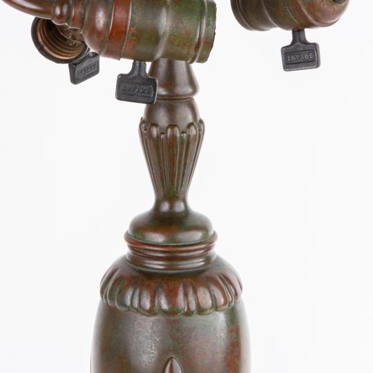 Wishbone Table Lamp Base