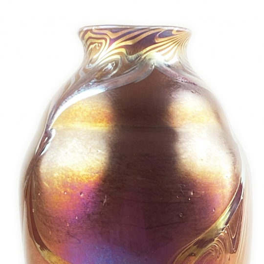 Applied & Decorated Vase