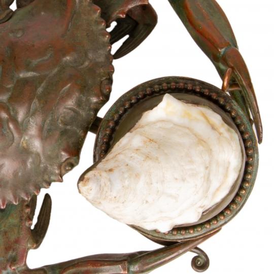 Crab Inkwell