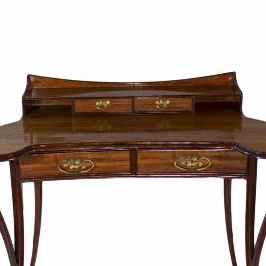 Art Nouveau Writing Desk