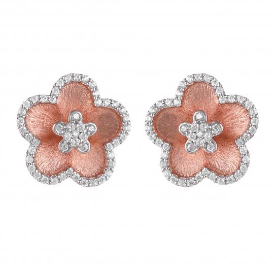 Flower Earirngs