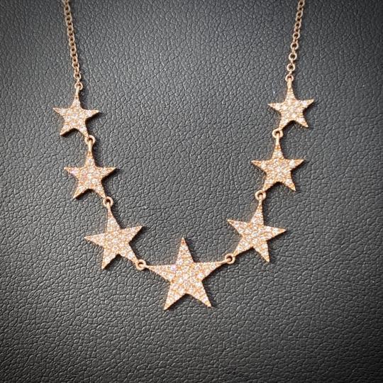 Seven Stars Necklace