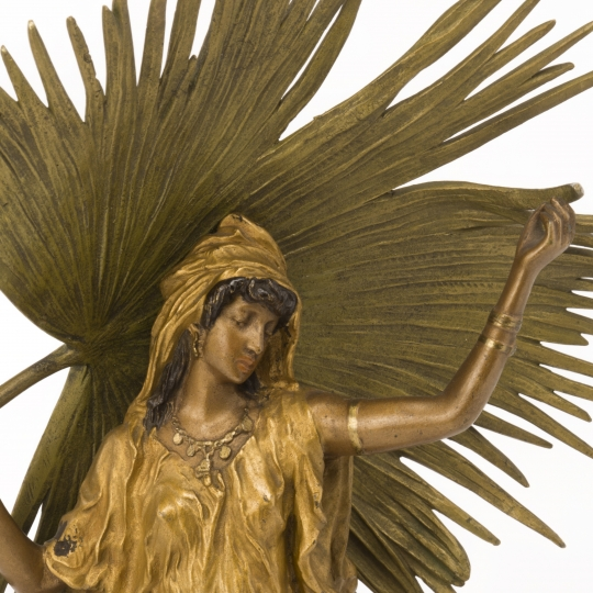 The Palm Leaf Dancer