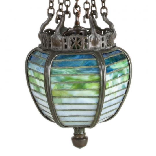 Moorish Geometric Lantern