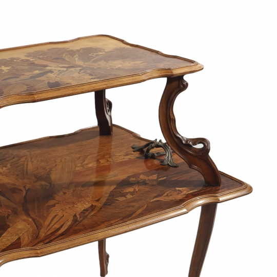 Art Nouveau Tea Table