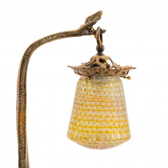 Serpent Lamp
